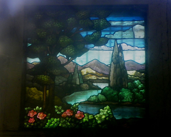 Philippi Stained Glass Window