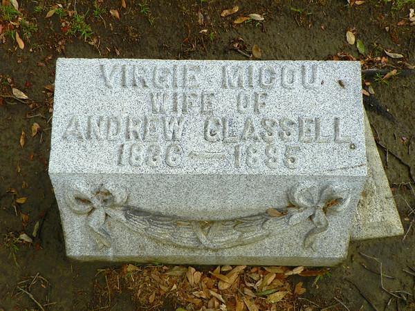 Virgie Micou Glassell
