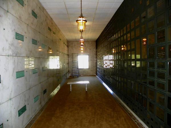 Mausoleum Corridor