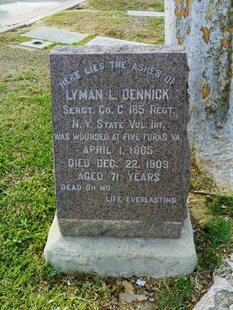 Sergeant Lyman L. Dennick