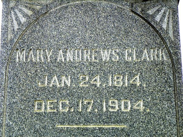 Mary Andrews Clark