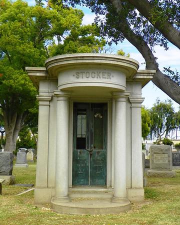 Stocker Mausoleum - 1