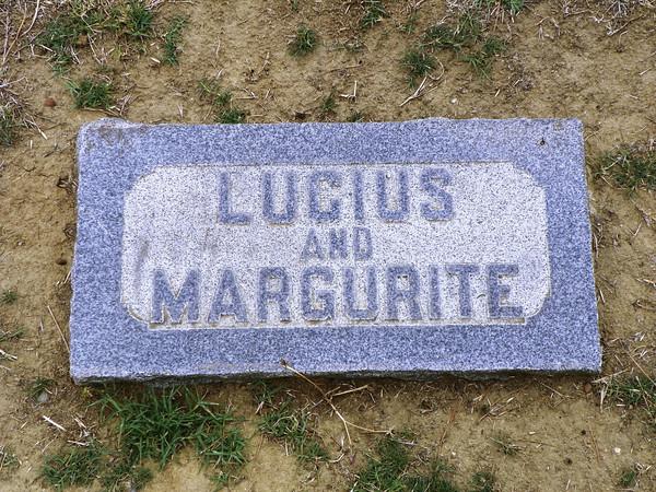 Lucius & Margurite Clark