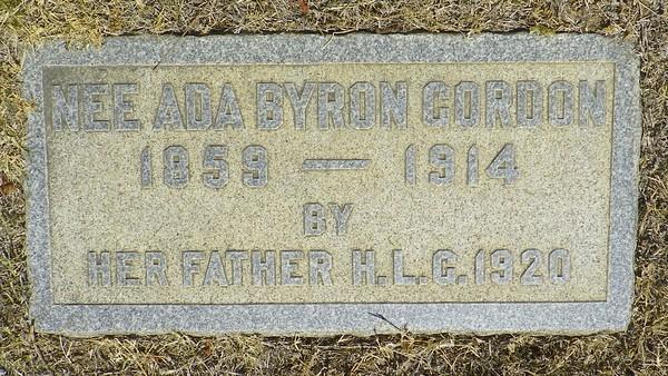 Nee Ara Byron Gordon