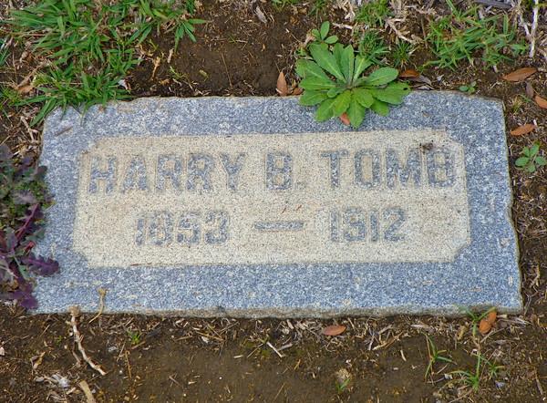 Harry B. Tomb