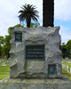 Memorial to the members of the Los Angeles Typographical Union