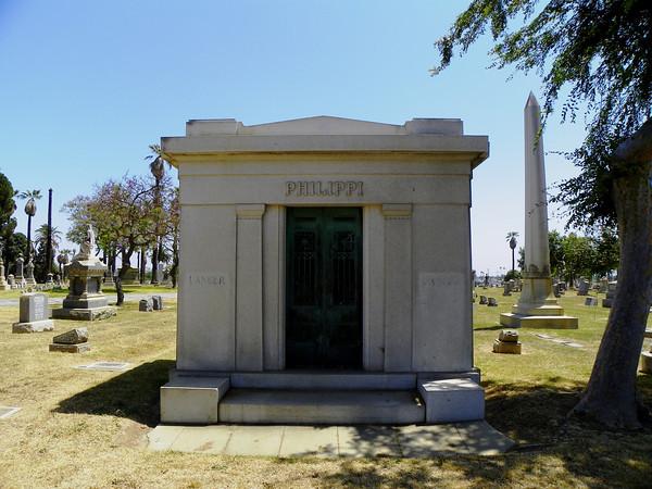 Phillipi Mausoleum - 1