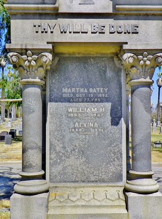 Batey and, probably, Thomas family