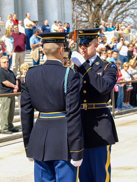 Rifle Inspection