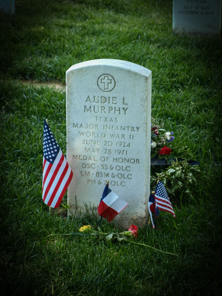 Major Audie Murphy, US Army