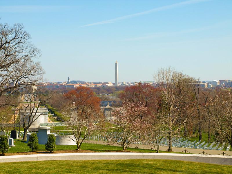 Arlington's View