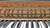 """Kranich & Bach started building pianos in 1864. Though the company was later sold, the pianos continued to be built until the 1980s - <a href=""""https://antiquepianoshop.com/online-museum/kranich-bach/"""">https://antiquepianoshop.com/online-museum/kranich-bach/</a><br /> This one was most likely purchased by Beth Olam in the 1920s."""