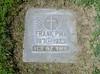 Frank Pina 1871-1923 Age 52 yrs.
