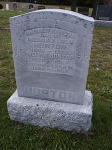 Melvin, Lulu M. and Margaret Kathleen Horton