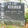 Arthur, Beverly and Peter Mercer