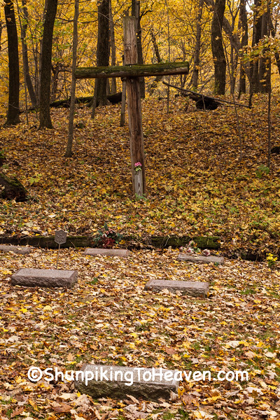 Carmelite Cemetery, Holy Hill, Wisconsin