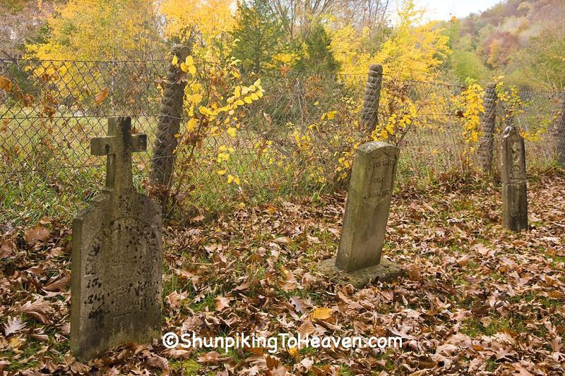 St Joseph Convent Cemetery, Houston County, Minnesota