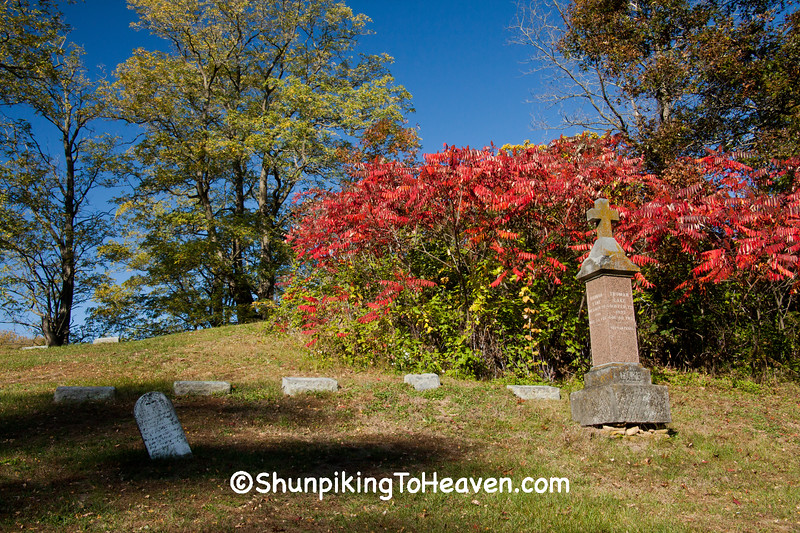 St. Mary's Cemetery, Juneau County, Wisconsin