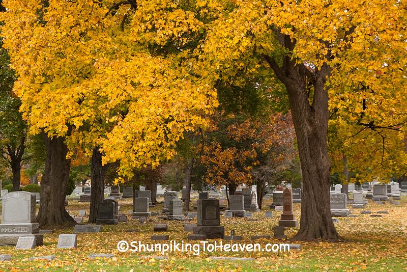 Oakwood Cemetery, Beloit, Wisconsin