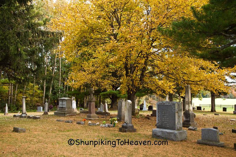 St. Patrick's Cemetery, Sauk County, Wisconsin