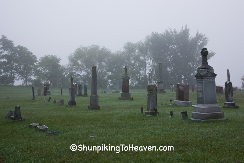 St. Mary Cemetery, Marquette County, Wisconsin