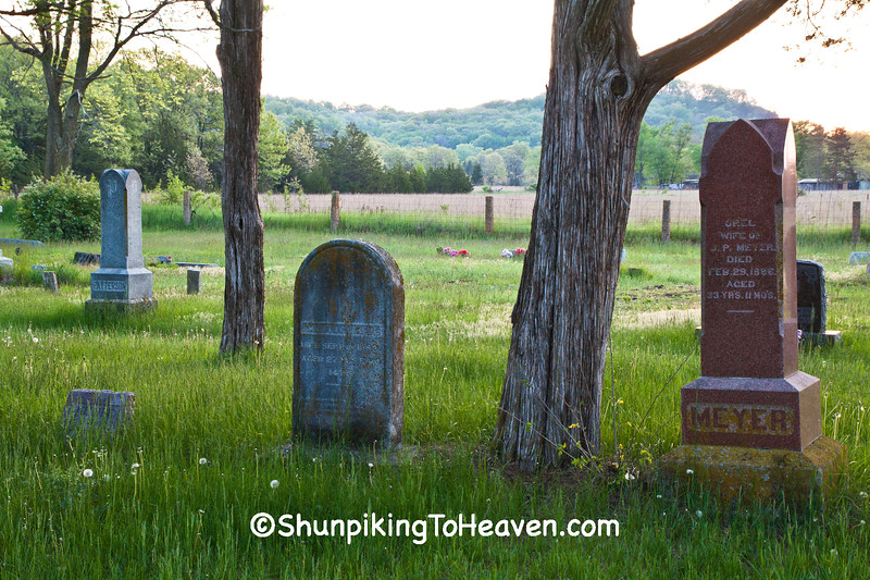 Cassell Cemetery, Sauk County, Wisconsin