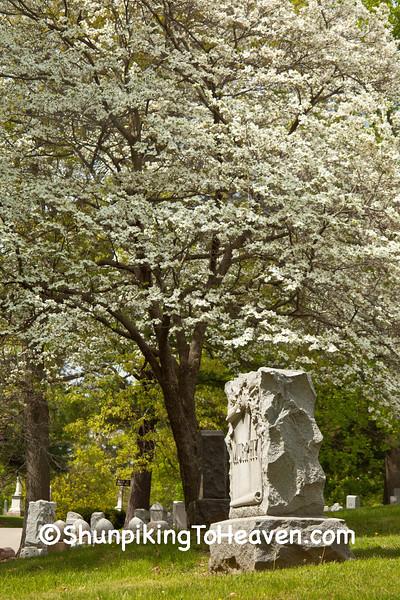 Oak Ridge Cemetery, Springfield, Illinois