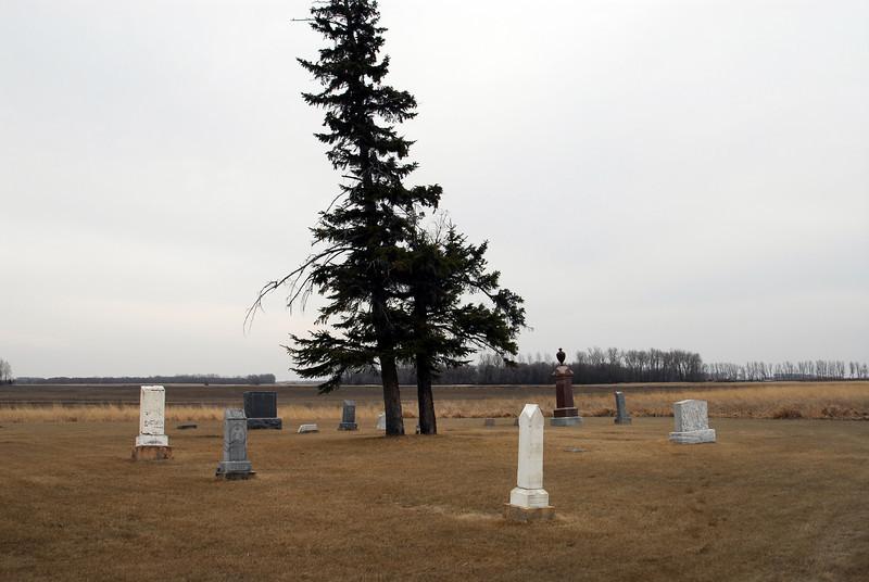 Rural Cemetery - Kittson Co.