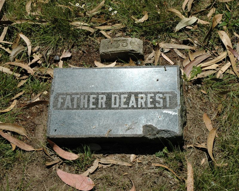 Father Dearest, Mountain View Cemetery, Oakland, CA