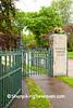 Entrance, Riverside Cemetery, Cleveland, Ohio