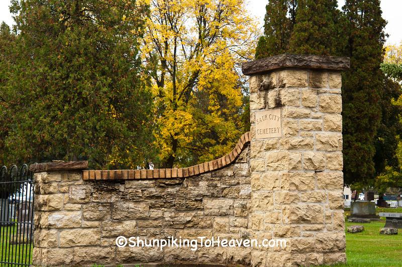 Sauk City Cemetery, Sauk City, Wisconsin