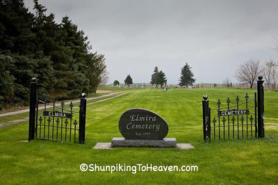 Elmira Cemetery, Stark County, Illinois