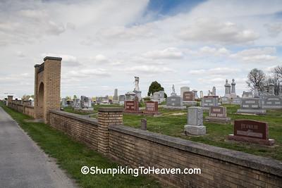 Brock Cemetery, Darke County, Ohio