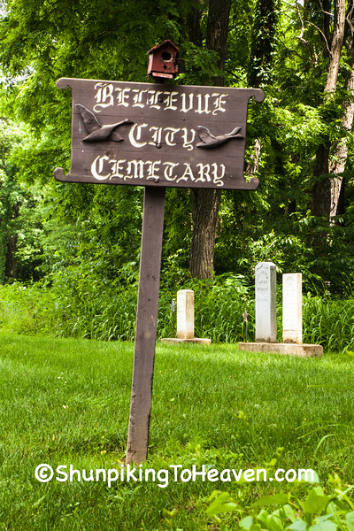 Bellevue City Cemetary, Jackson County, Iowa