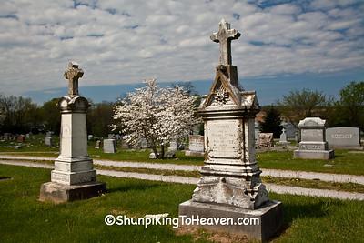 St. Patrick Cemetery, Maysville, Kentucky