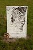Civil War Veteran, Shooks Prairie Cemetery, Green County, Wisconsin