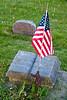 Civil War Veteran's Grave , Burnett Corners Cemetery, Dodge County, Wisconsin