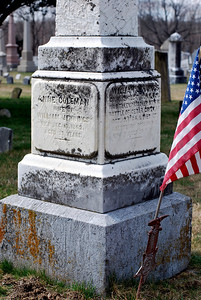 The Jennings Family Gravestone