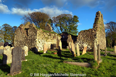 Templecorran Old Church & Graveyard, Ballycarry