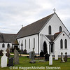 Ballygalget Church and Graveyard, near Portaferry, County Down.