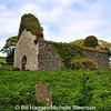 St.Mary's Church, Castlehill Cemetery, near Ardkeen, Portaferry, on the Ards Peninsula, County Down.