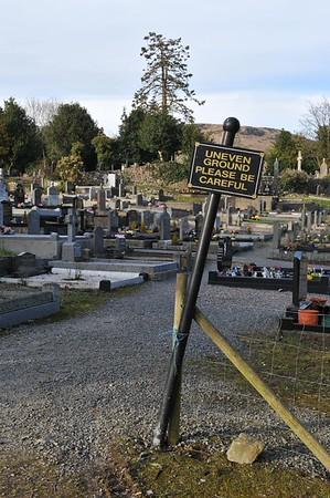 Kilbroney Old Graveyard, Rostrevor, County Down