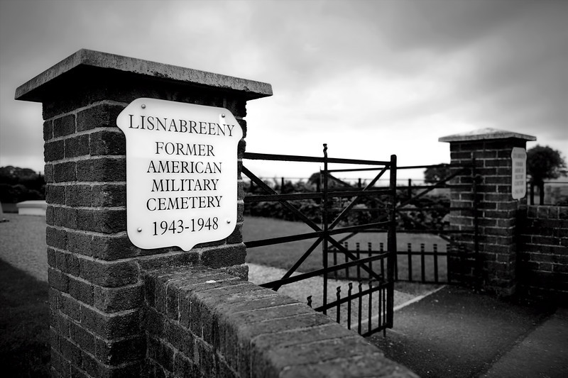 "Lisnabreeny Former American Military Cemetery 1943-1948<br /> Situated in the Castlereagh Hills overlooking Belfast, Northern Ireland<br /> Picture Date: 30th May 2014<br /> <br /> Links:- <a href=""http://www.lisnabreeny.com/"">http://www.lisnabreeny.com/</a><br />  <a href=""http://www.bbc.co.uk/news/uk-northern-ireland-24085462"">http://www.bbc.co.uk/news/uk-northern-ireland-24085462</a>"