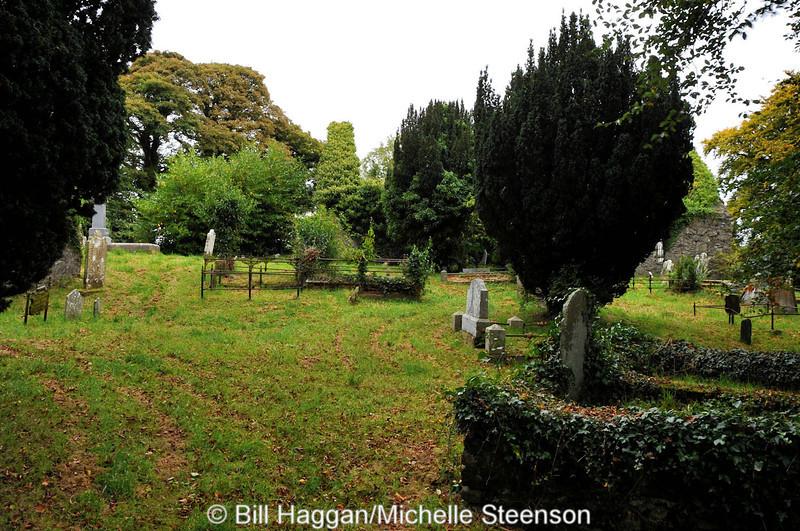 Magheradrool Old Church And Graveyard Crabtree Road Ballynahinch County Down