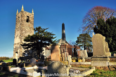 Magherally old church and graveyard