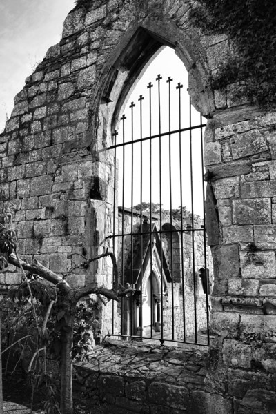 Old Priory Cemetery, Holywood, County Down