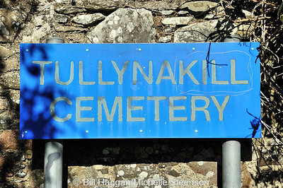 Tullynakill Cemetery, Comber, County Down