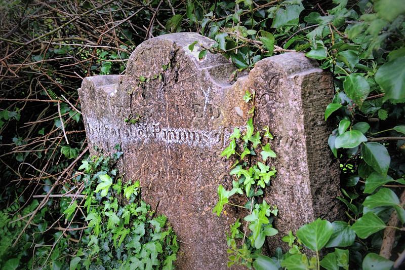 Tullynakill Cemetery, near Comber, County Down