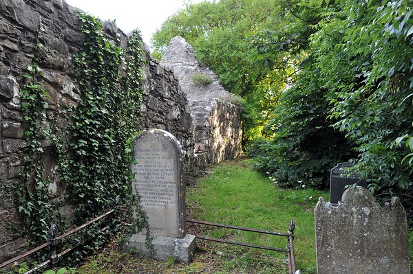 Tullynakill Cemetery, County Down. Friday, 28th July 2017.