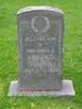 Adrian Temple headstone